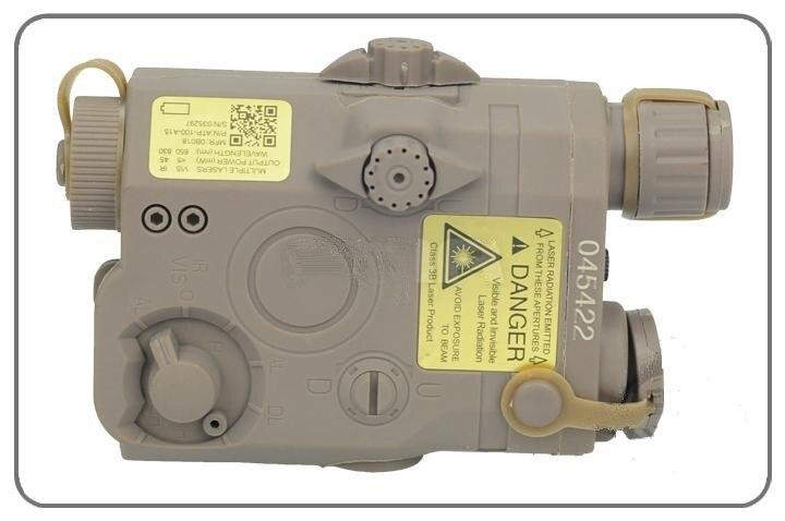 tactisch PEQ 15 LA-5 Batterijhouder nylon voor 20mm batterijbox + - Jacht - Foto 6