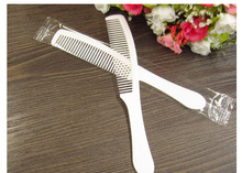 comb  Disposable toiletry kit hotel plastic Personal care appliance Straight hair apparatus opp packaging