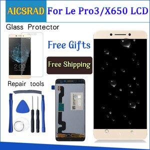 Image 1 - Display Für LeTV LeEco Le Pro 3X650 LCD Touch Screen Leeco X651 X656 X658 X659 Digitizer Ersatz Teile 5,5 1920x1080