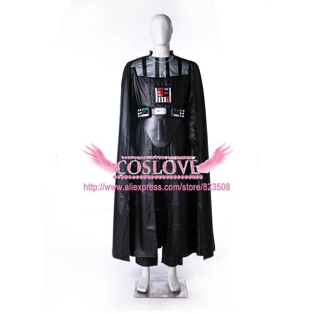 star wars darth vader anakin skywalker cosplay costume custom made