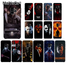 MaiYaCa MICHAEL Myers ฮาโลวีน 2018 ภาพยนตร์สำหรับ Samsung Galaxy S8 S7 EDGE S6 S10Plus S10lite S10E S9 M10(China)