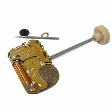 MIYOTA 5R21 кварцевый механизм 3-3/4 2 стрелки часовой механизм