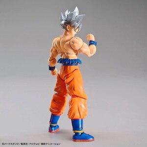 Image 3 - ของแท้ BANDAI SPIRITS FIGURE RISE Standard ชุดลูกมังกร SUPER SON Goku (Ultra Instinct) พลาสติกรุ่น Action FIGURE