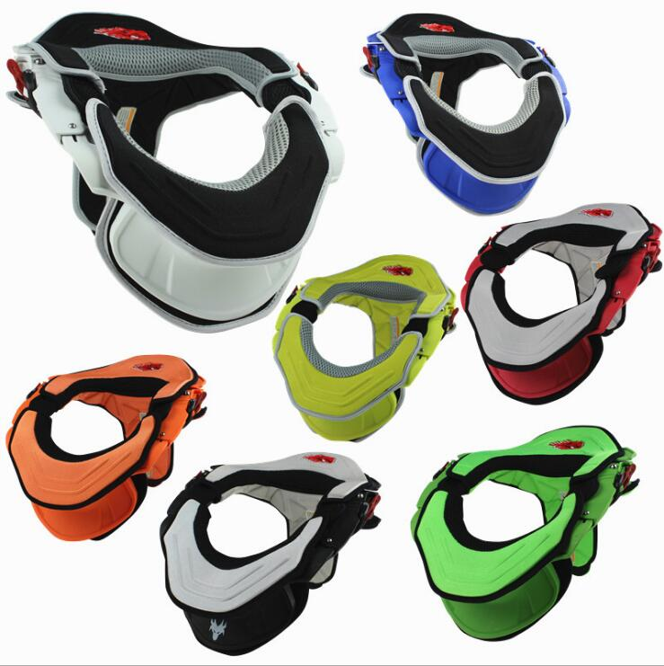 Motorcycle Neck Brace Guard Racing Super Special Mountain Bike Off