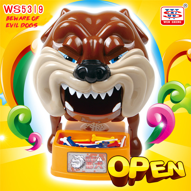 2018 New items WS5319 Beware of Evil Dog Robot Electronic Pet Children's Educational Toys for children Birthday Gift B2