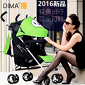 Lovely Cartoon Design Baby Strollers, Portable Kids Carriage with excellent suspension, Children Pushchair, Baby Pram