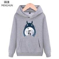 Cute Tonari no totoro My neibor totoro thick adult hoodies warm anime fans gift costumes ac747
