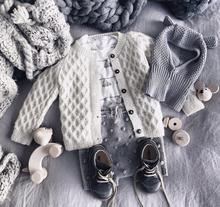 2019 Fall Diamond Design Knit Sweater Cardigan Kids Girls Boys Sweater Baby Girls Bebes Clothes Set Knitting Children Clothing striped sweater for boys 2018 brand design fall girl pullover baby boy casual sweater infant knit sweater children clothes