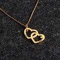 Индивидуальные имя ожерелье семьи ожерелье персонализированные мама ожерелье мемориал ювелирные изделия святого валентина подарок на день рождения подарок