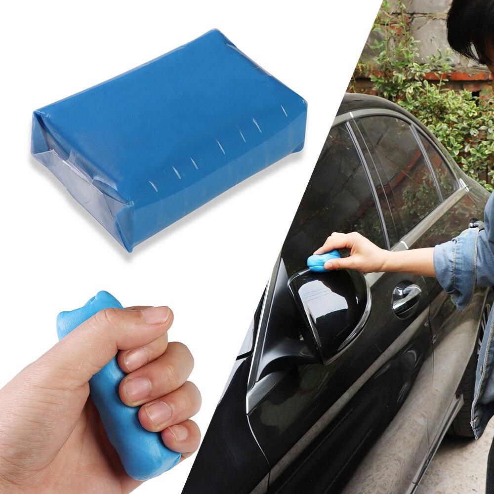 Automobiles & Motorcycles Carsun 1pc Magic Car Clean Clay Bar Auto Detailing Cleaner Car Truck Wash Mud Blue 100g Car Wash Mud