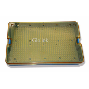 Image 2 - NEW Ophthalmic Microsurgical Instruments Surgical Autoclavable Surgery Silicone Disinfecting box L/M/S Size High Quality