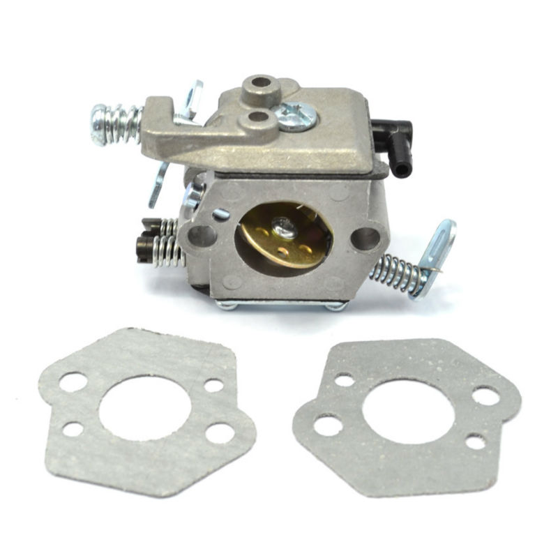 Walbro Carburetor Carb with Gasket For Chainsaw Stihl 021 023 025 MS210 MS230 MS250 Replacement dreld carburetor repair kit carb rebuild tool gasket set for walbro k20 wat wa wt stihl hs72 hs74 hs76 hs75 hs80 chainsaw parts