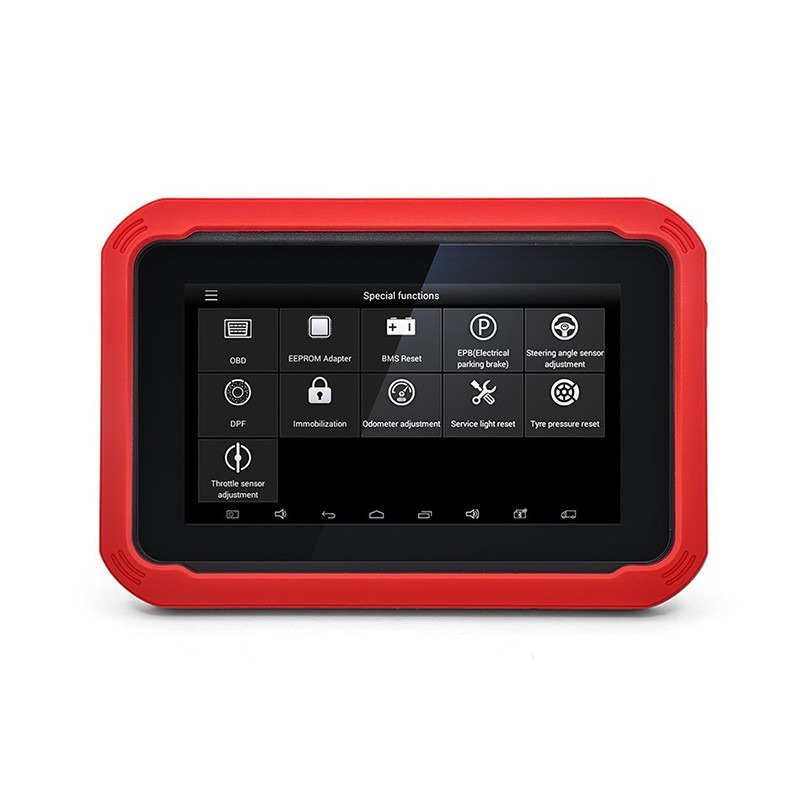2018 100% Original XTOOL X100 PAD Professional Auto Key Programmer X100 Pad with Special Function Free Update Online Lifetime