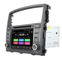 MTK3360 512Mb Faster Speed WINCE 6 0 Car DVD Player Gps For MITSUBISHI PAJERO V97 2006