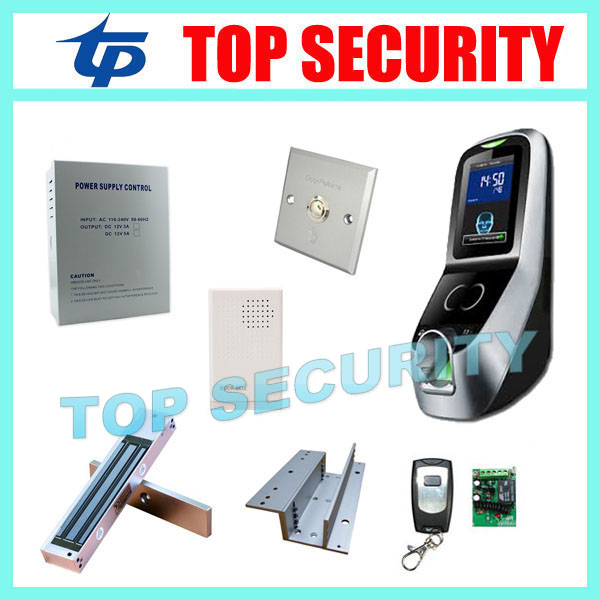 Linux system TCP/IP biometric face and fingerprint door access controller standalone facial recognition access control system купить