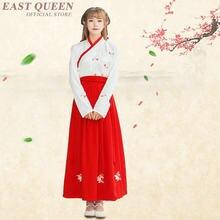104bef540f Hanfu women ancient Chinese clothing han dynasty Chinese folk dance dress  clothing cosplay Chinese dress FF934