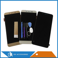 Black Gold White Color For Prestigio Grace Z3 PSP3533DUO PSP3533 DUO LCD Display Touch Screen Digitizer