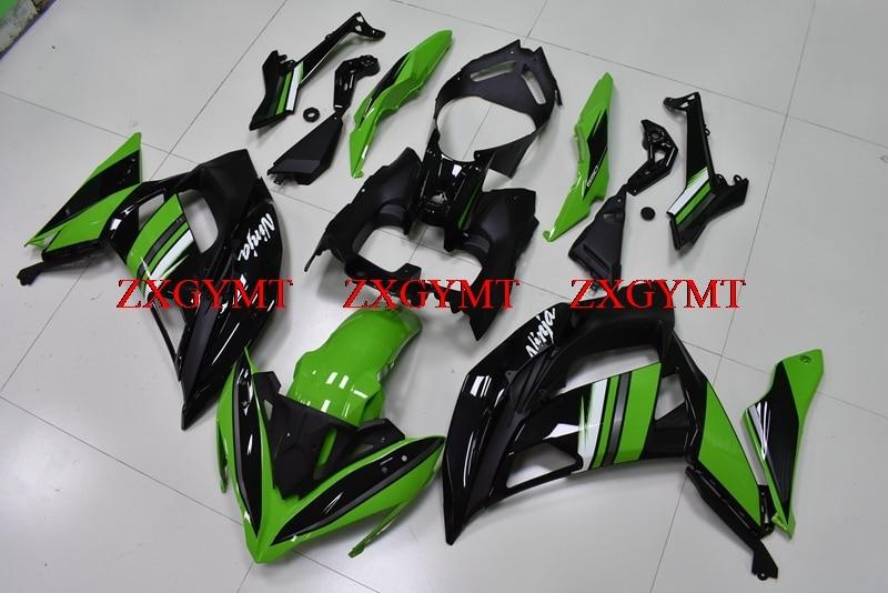 Full Body Kits for for Kawasaki ER-6F 2017 - 2018 Plastic Fairings for Kawasaki ER-6F 2017 Green Black Fairing Kits ER-6F 16Full Body Kits for for Kawasaki ER-6F 2017 - 2018 Plastic Fairings for Kawasaki ER-6F 2017 Green Black Fairing Kits ER-6F 16