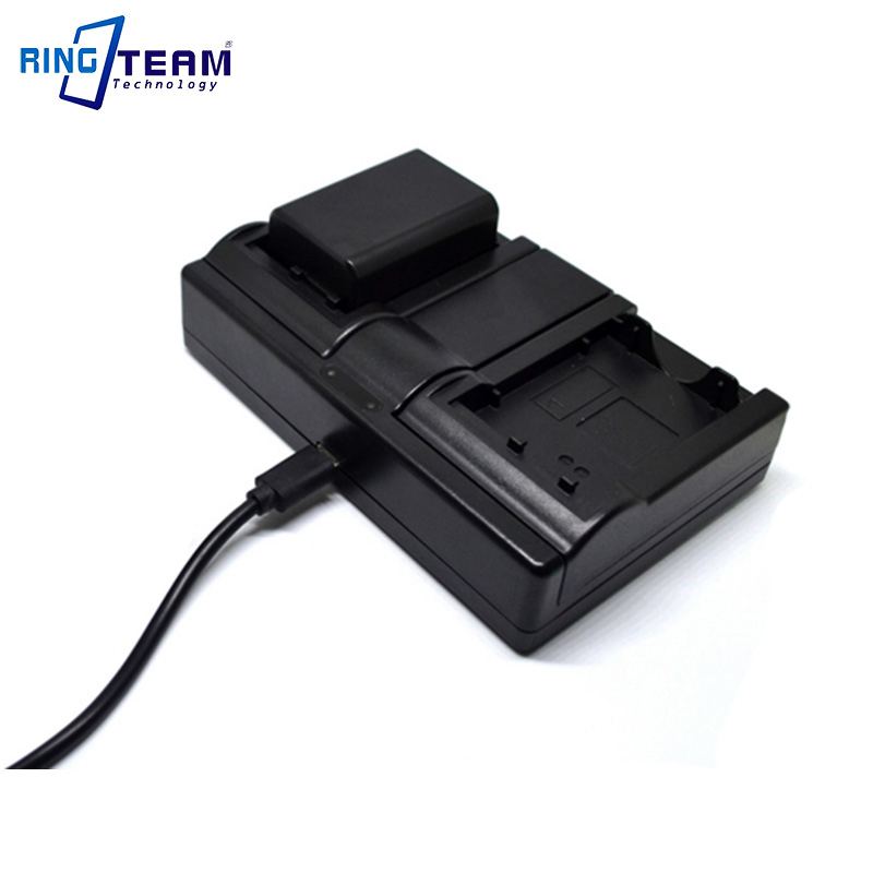 BLS 5 BLS 50 BLS5 baterii podwójna ładowarka samochodowa USB