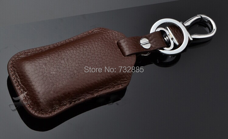 Mitsubishi Exceed OutlanderASX Pajero Leather key case(7).jpg