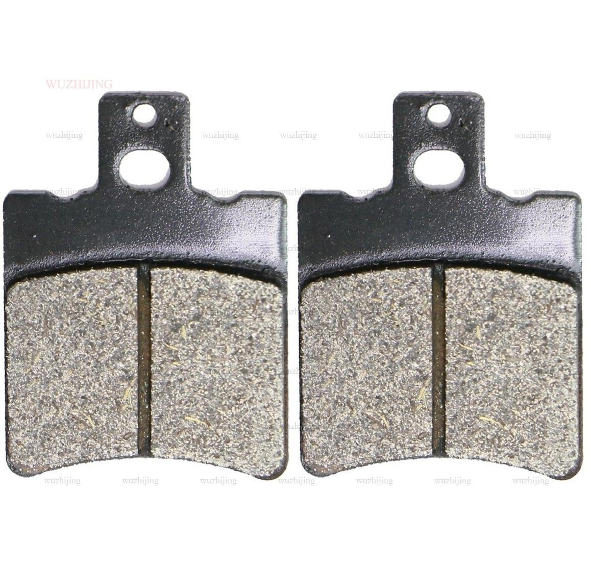 Brake Pad fit CAGIVA Elefant 750 (84-86) 650 (85) LR S ST SXT 80 (83) Mito 50 (99) MXR 250 400 500 (82) S ST 250 350 AV (81-89)