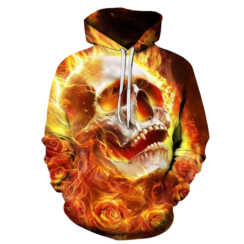 Men's Clothing 3d Print It Pennywise Clown Stephenmovie Cosplay Hoodies King Horror Sportswear