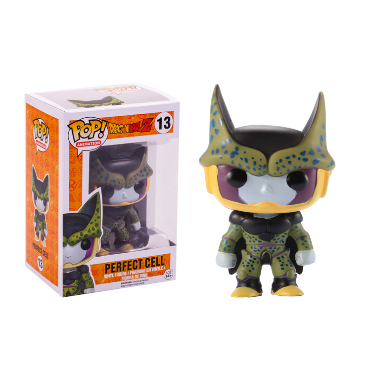 Funko pop Official Amine Dragon Ball Vinyl Action Figure Collectible Model Toy 13
