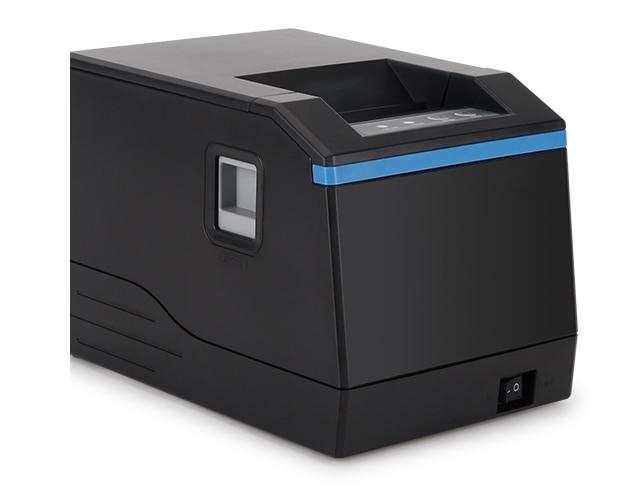 2018 new label sticker receipt printer Barcode QR code small ticket bill POS printer Support 20