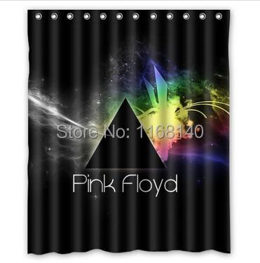 Aliexpress Com Buy DIY Pink Floyd Band Album Designed Shower