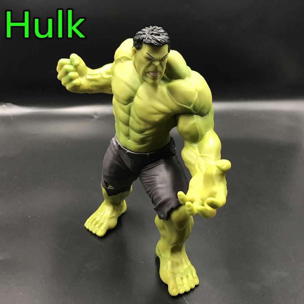 Vingadores Marvel: infinito Guerra Hulk Action Figure Toy Anime Modelo de Exibição Jouet Super Herói Hulk Hulk Crianças Presente de Natal Aniversário