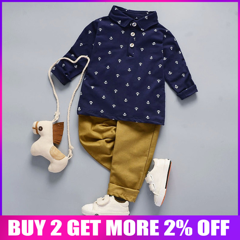 residentD Baby Boys Clothing Sets Toddler Summer Cotton Bee Fruit T-Shirt Tops+Shorts 2pcs Suit Baby Clothing 12M-3Y