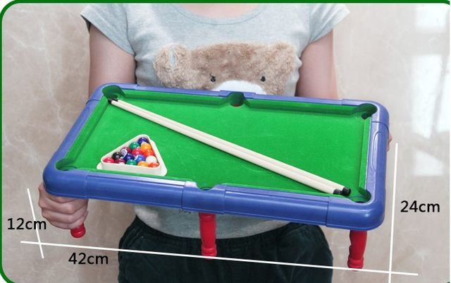 Online Shop Free Shipping Multifunction Game Table Soccer Billiards - Multifunction pool table