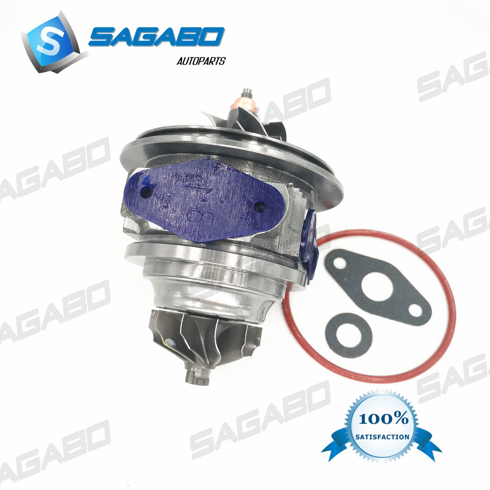 Turbo 49135-02652 MR968080 Charger Cartridge CHRA 4D56 Turbine Core For Mitsubishi Pajero III 2.5 TDI 4D56 115HP 2001