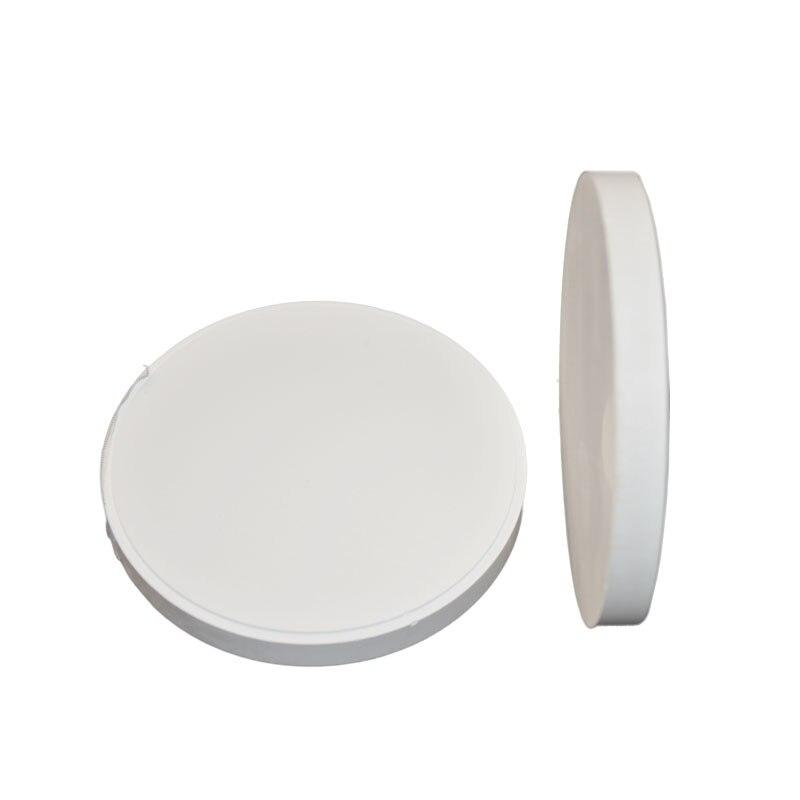 5 pièces/lot Wieland système HT ST OD98 * 10mm dentaire CAD/CAM zircone blocs en céramique pour la fabrication de prothèses et couronnes en porcelaine fixe