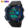 Favourite skmei 1115 mens digital top brand,outdoor plastic watch Multifunction Clock fashion waterproof Child simple watches