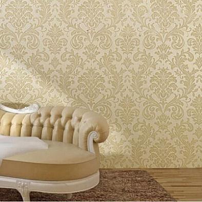 aliexpress.com : acquista beige/champagne/ocra europee di lusso ... - Sala Da Pranzo Contemporanea Con Strutturata Beige Grasscloth Carta Da Parati