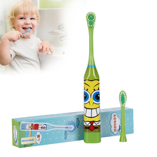 Children Electric Toothbrush Double sided Cute