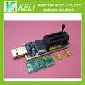 Бесплатная Доставка 1 шт. CH341A 24 25 Серии EEPROM Flash BIOS USB Программатор с Программным Обеспечением и Драйверами