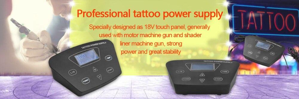 Pistola para tatuagem