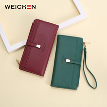 New High Quality Pu Leather Women Wallet