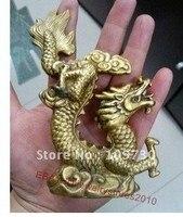 Bronze Dragon Statue ee0013AA