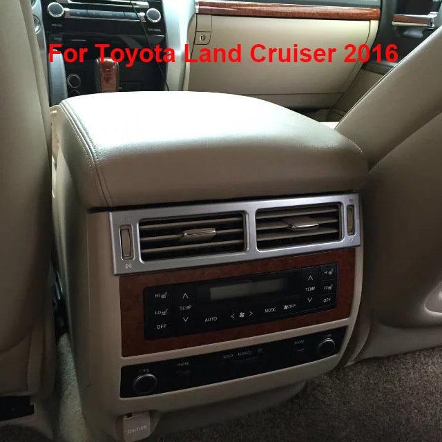 buy 2008 2017 car interior oulet decoration penals for toyota land cruiser 200. Black Bedroom Furniture Sets. Home Design Ideas