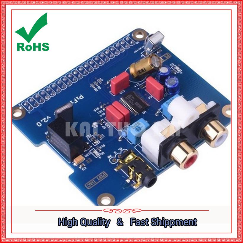 Original pie zero pi B + /2B /3B dedicated HIFI DAC+ sound card I2