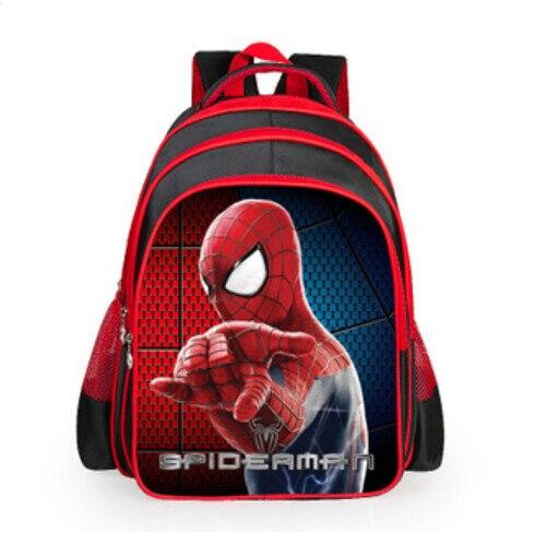 Aliexpress.com : Buy spiderman school bag cartoon backpack boys ...