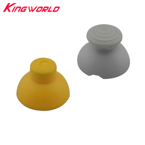 Image 1 - 1sets Replacement Analog Joystick Thumb Stick Silicone Cap for Nintendo for GameCube NGC GC Controller