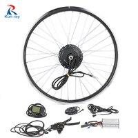 Велосипед Conversion Kit G27F 36 В 350 Вт Электрический велосипед концентратор мотор 20 28 bycicle переднее колесо двигателя с LCD5 БКЭПТ велосипед комплект