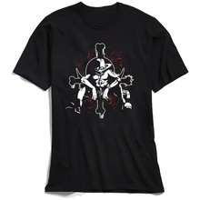 One Piece Ace T Shirt Men Japan Anime Tshirt Sitting 2nd Commander T-Shirt Luffy Brother Skull Logo Print Tops Black Tees Cool брюки 2nd one 2nd one nd001ewcvre7