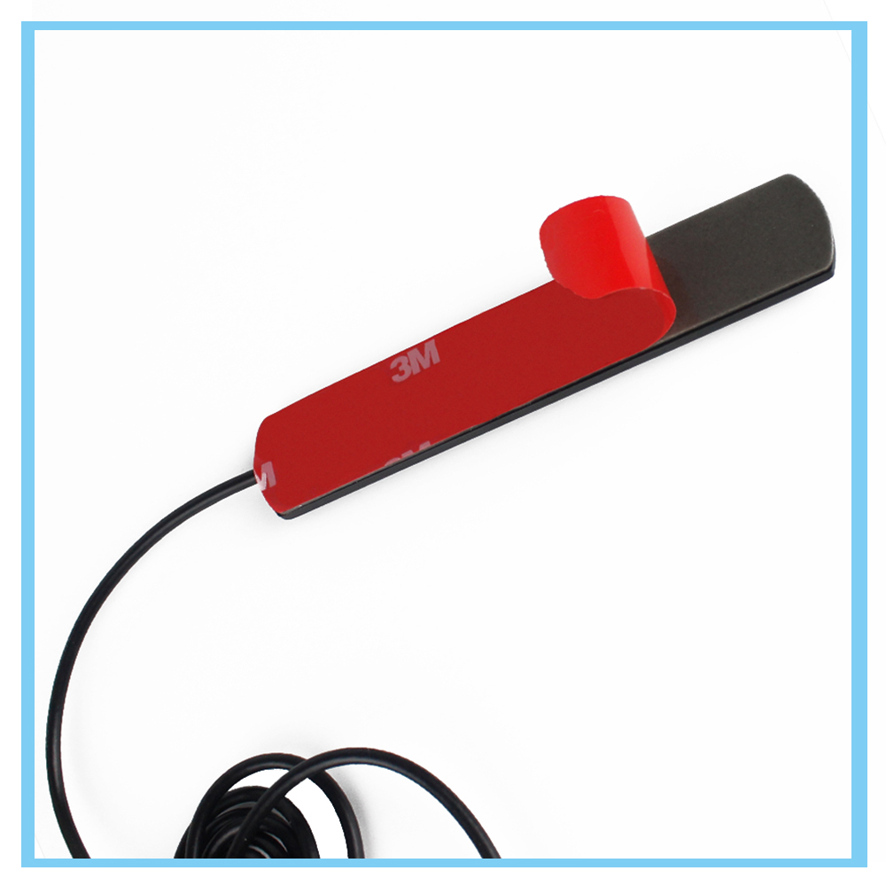Dlenp 2dbi 3dbi GSM Antenna with SMA Male Connector Gsm Aerial RG174 With 2 5M Length Cable for GSM in Antennas for Communications from Cellphones Telecommunications