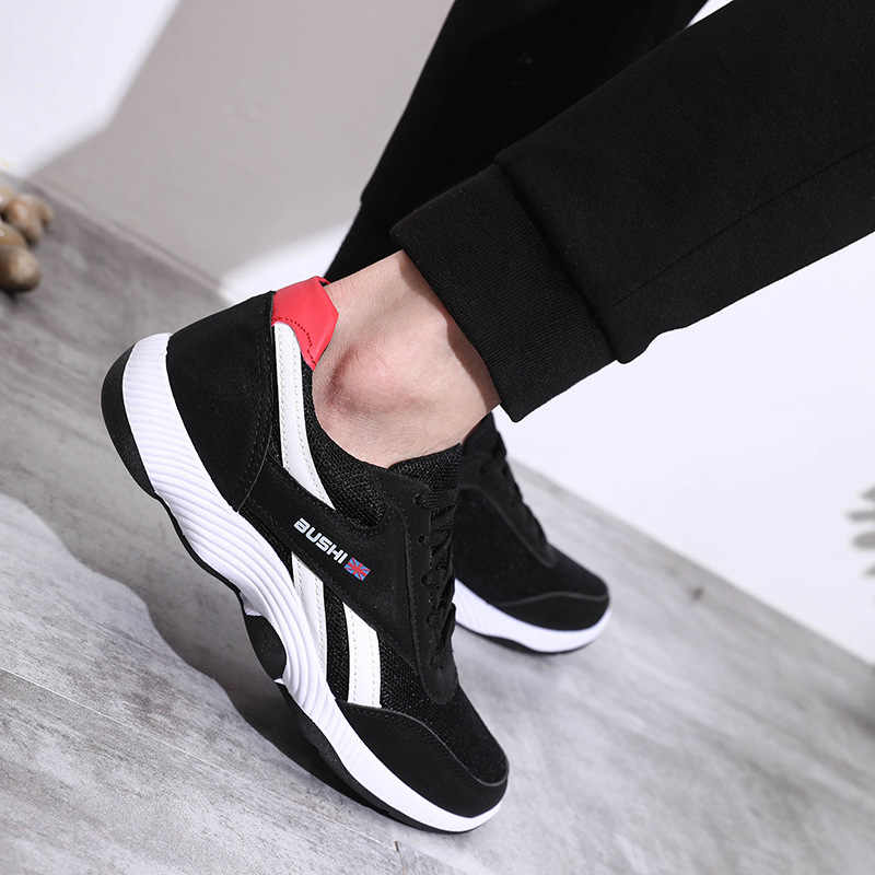 Men Sneakers Men Casual Shoes Brand Lac-up Mens Shoes Lightweight Comfortable Breathable Walking Sneakers  Slip On Spring Autumn