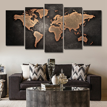 3 PZ Pittura Su Tela Decorazione Astratta Dancer Wall Art Immagini Per Soggiorno Home Decor No Frame For Living Room Home Decor